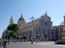 Catania (Katanya), Sicilya, İtalya Gezi Notlarım