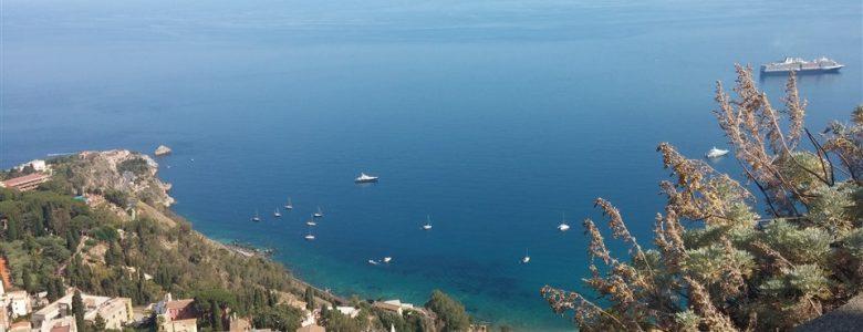 Akdeniz'in Ortasında Gizli Kalmış Bir Cennet: Taormina