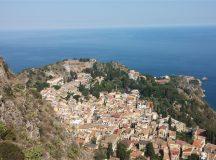 Taormina, Sicilya, İtalya Gezi Notlarım