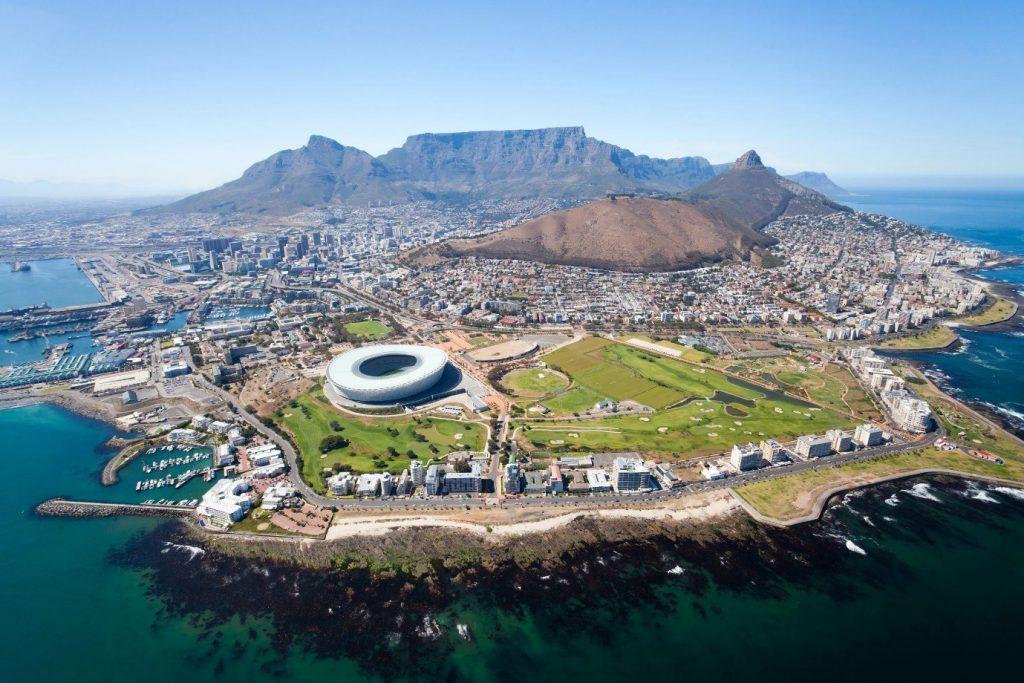 Vizesiz Gidilen Ülkeler Cape Town