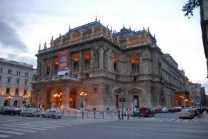 Budapeşte'de Macar Operası Deneyimi