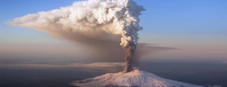 Etna: Türkiye'ye En Yakın Aktif Yanardağ