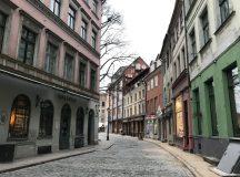 Riga, Letonya Gezi Notlarım