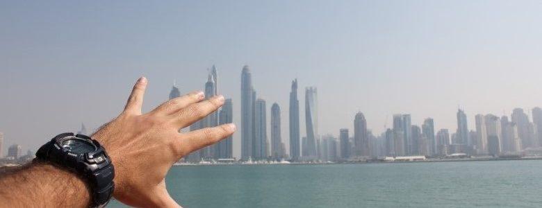 Dubai, Birleşik Arap Emirlikleri Gezi Notlarım