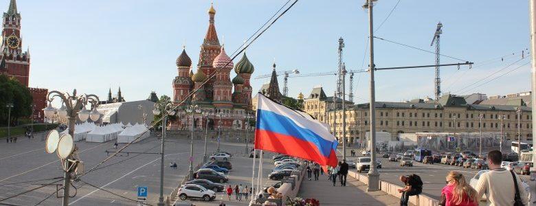 Moskova, Rusya Gezi Notlarım