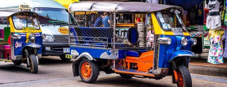 Bangkok, Tayland Gezi Notlarım