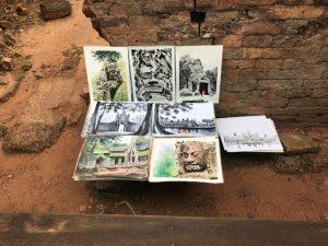 Siem Reap, Kamboçya Gezi Notlarım