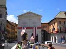 Pisa, İtalya Gezi Notlarım