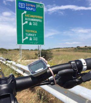 Bisikletle Yurtdışına Nasıl Gidilir? Yunanistan Turum!