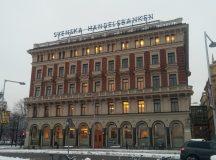 Stockholm, İsveç Gezi Notlarım