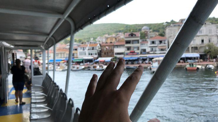 Burgazada, Adalar Gezi Notlarım