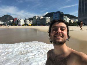 Hostel'de Herkese İşte Böyle Gülümseyin / Copacabana, Rio de Janerio