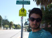 Los Angeles Sokaklarında Bir Görkemli Gezgin !