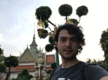 Bangkok'ta Görkem :)