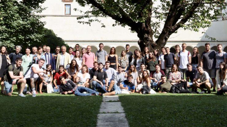 İşte Bizim Erasmus Kadromuz :) / Erasmus Brescia
