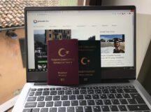 İşte Burada :) / Benim Hem Yeşil Hem Bordo Pasaportum Var!