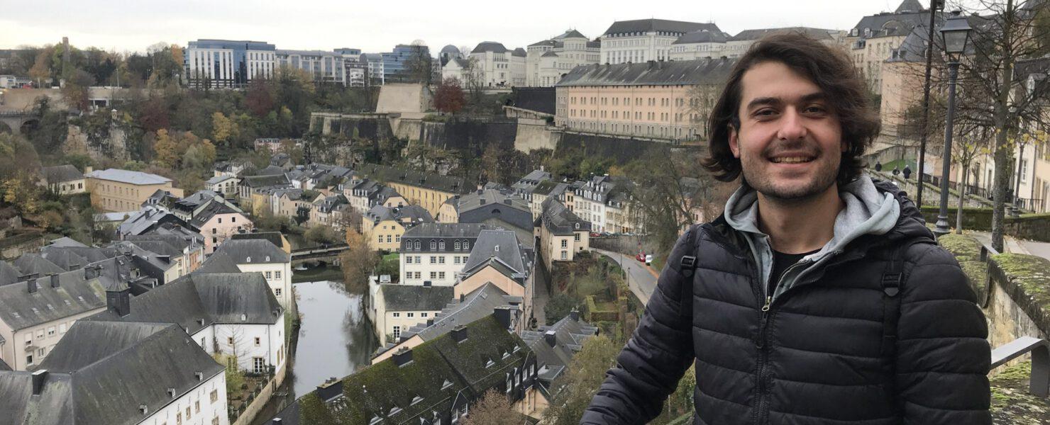 Lüksemburg Gezi Notları: Noel'de Bir Gün Zengin Gibi!
